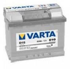 VARTA SILVER-dynamic D15 12V 63AH ΔΞ AUDI, BMW [ 242x175x190 ]