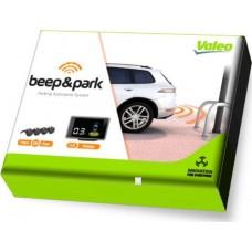 Valeo Beep & Park  σύστημα παρκαρίσματος 4 αισθητήρες με ψηφιακή οθόνη